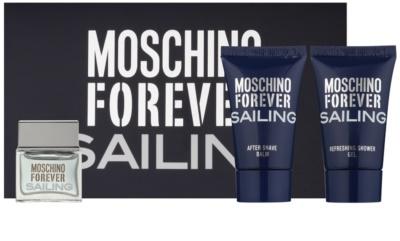 Moschino Forever Sailing coffrets presente