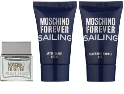 Moschino Forever Sailing coffrets presente 1