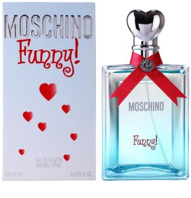 Moschino Funny! Eau de Toilette pentru femei