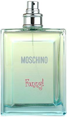 Moschino Funny! toaletní voda tester pro ženy