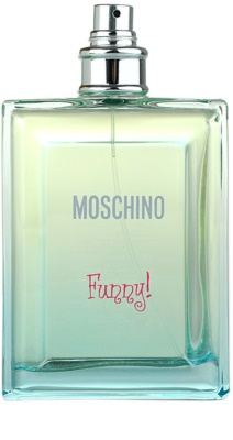 Moschino Funny! тоалетна вода тестер за жени