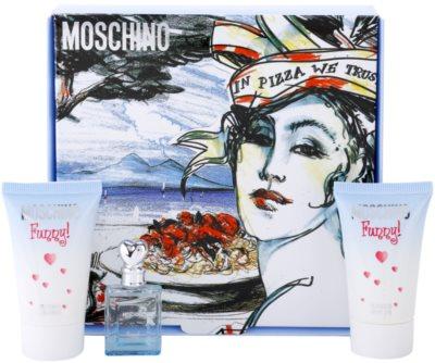 Moschino Funny! darilni seti