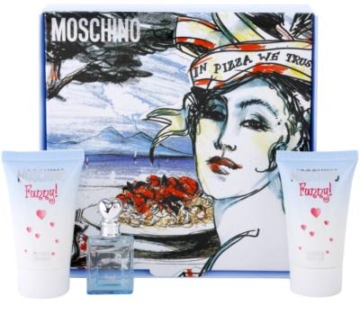Moschino Funny! dárkové sady