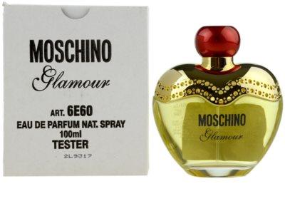 Moschino Glamour eau de parfum teszter nőknek 1
