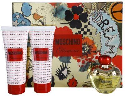 Moschino Glamour Geschenkset