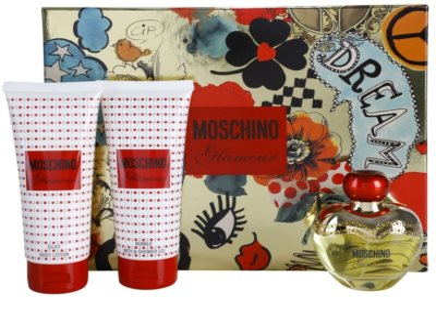 Moschino Glamour подарунковий набір