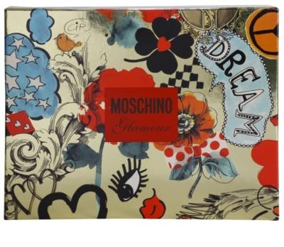 Moschino Glamour Geschenkset 2