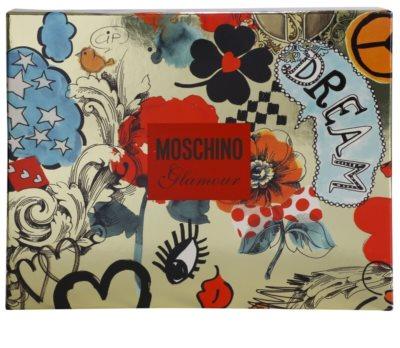 Moschino Glamour подарунковий набір 2