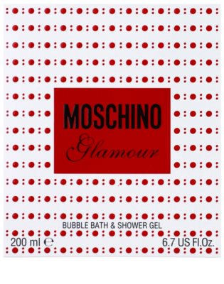 Moschino Glamour Shower Gel for Women 1