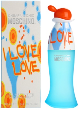 Moschino I Love Love Eau de Toilette for Women