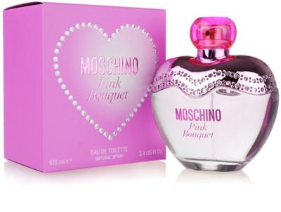 Moschino Pink Bouquet woda toaletowa dla kobiet 1