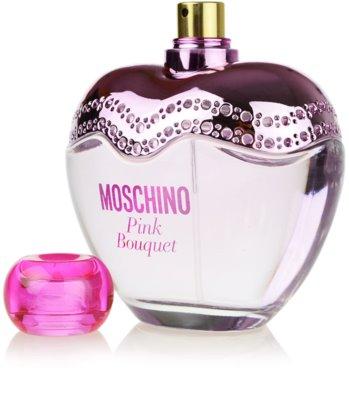 Moschino Pink Bouquet woda toaletowa dla kobiet 3