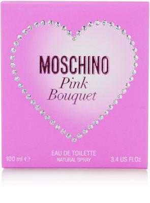 Moschino Pink Bouquet woda toaletowa dla kobiet 4