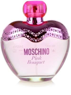 Moschino Pink Bouquet eau de toilette teszter nőknek