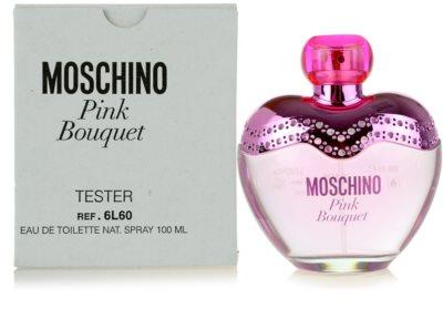 Moschino Pink Bouquet тоалетна вода тестер за жени 1