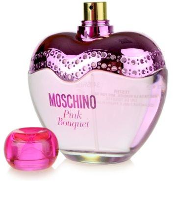 Moschino Pink Bouquet туалетна вода тестер для жінок 3