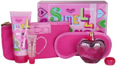 Moschino Pink Bouquet ajándékszettek