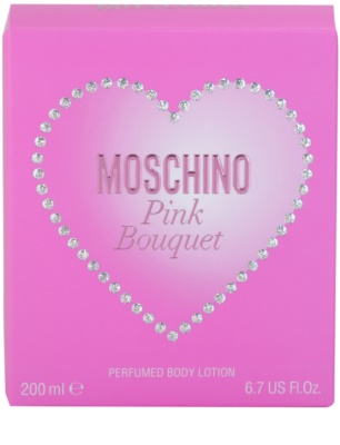 Moschino Pink Bouquet leite corporal para mulheres 4