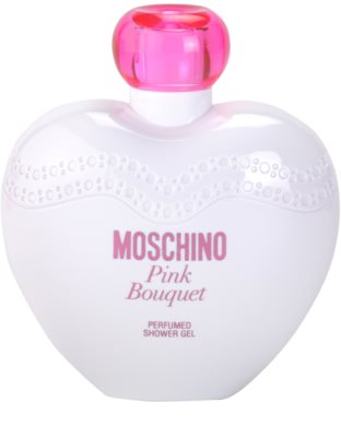 Moschino Pink Bouquet душ гел за жени 2