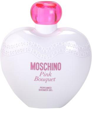 Moschino Pink Bouquet gel de ducha para mujer 2