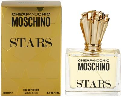 Moschino Stars parfémovaná voda pro ženy