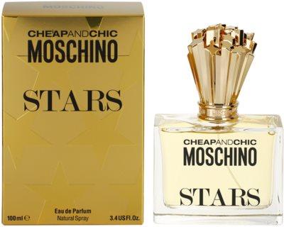 Moschino Stars parfumska voda za ženske