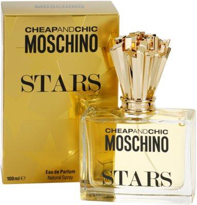 Moschino Stars Eau de Parfum para mulheres 1