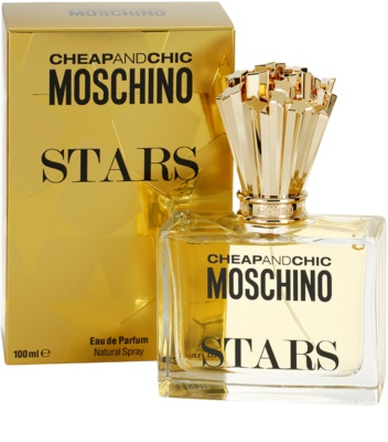 Moschino Stars eau de parfum nőknek 1