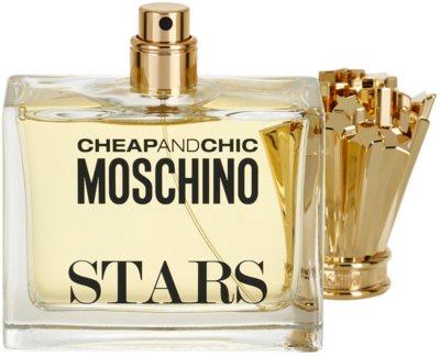 Moschino Stars eau de parfum nőknek 3