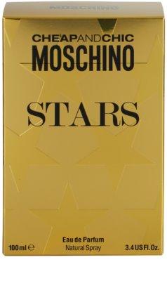 Moschino Stars Eau de Parfum para mulheres 4