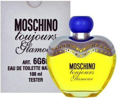 Moschino Toujours Glamour туалетна вода тестер для жінок