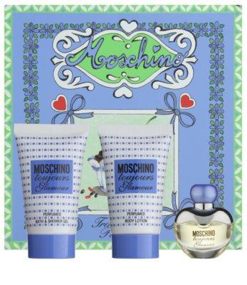 Moschino Toujours Glamour Gift Set