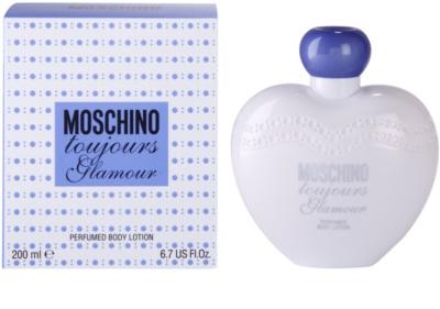 Moschino Toujours Glamour tělové mléko pro ženy