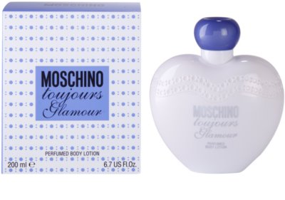 Moschino Toujours Glamour тоалетно мляко за тяло за жени