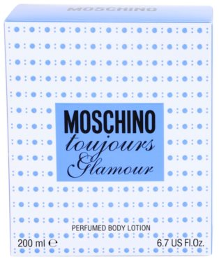 Moschino Toujours Glamour leche corporal para mujer 3