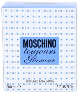 Moschino Toujours Glamour mleczko do ciała dla kobiet 3