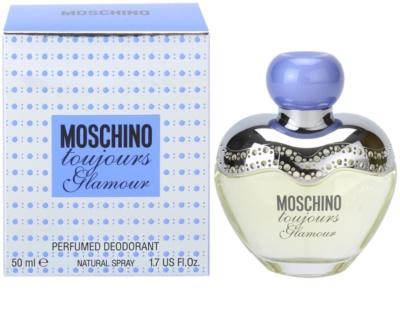 Moschino Toujours Glamour dezodorant z atomizerem dla kobiet