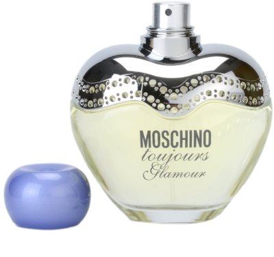 Moschino Toujours Glamour Deo mit Zerstäuber für Damen 3