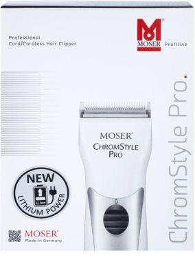 Moser Pro Type 1871-0072 cortapelos profesionale par 3