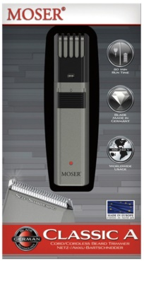 Moser Classic A Diamond Cut 1040  0460 cortador de cabelo 2
