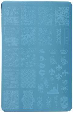 Moyra Nail Art Memories placa de carimbo para unhas