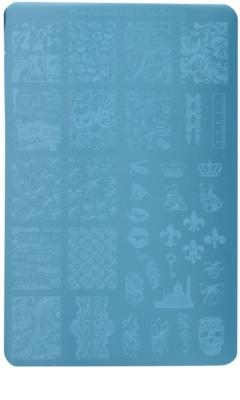 Moyra Nail Art Memories placa de estampado para uñas