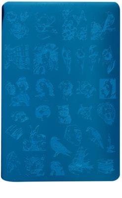 Moyra Nail Art Moments šablona z vzorčki za nohte