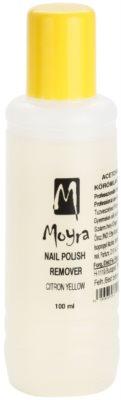 Moyra Nails dizolvant pentru oja fara acetona