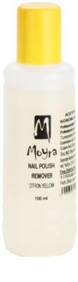 Moyra Nails quitaesmalte de uñas sin acetona