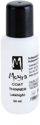 Moyra Nails dizolvant lac pentru unghii