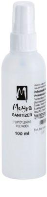 Moyra Nails spray dezinfectant de maini