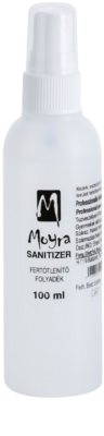 Moyra Nails спрей для дезинфекції для рук