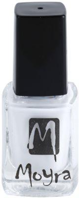 Moyra Nails pegamento para las láminas decorativas para uñas