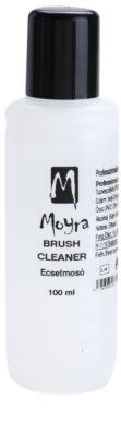 Moyra Nails produto para limpeza de pincéis